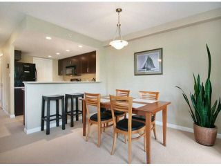 "Photo 4: 206 295 GUILDFORD Way in Port Moody: North Shore Pt Moody Condo for sale in ""THE BENTLEY"" : MLS®# V1084423"