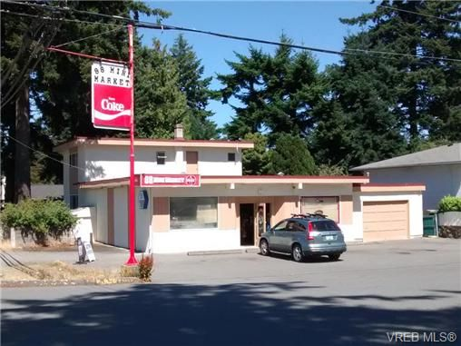 Main Photo: 496 Owens Rd in VICTORIA: Co Wishart South Retail for sale (Colwood)  : MLS®# 678638