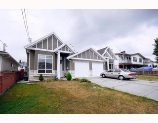 Main Photo: 7537 17TH Avenue in Burnaby: Edmonds BE 1/2 Duplex for sale (Burnaby East)  : MLS®# V781628