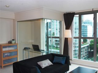"Photo 5: # 1302 928 RICHARDS ST in Vancouver: Yaletown Condo for sale in ""THE SAVOY"" (Vancouver West)  : MLS®# V964229"