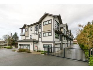 """Photo 1: 204 13585 16 Avenue in Surrey: Crescent Bch Ocean Pk. Townhouse for sale in """"BAYVIEW TERRACE"""" (South Surrey White Rock)  : MLS®# R2259176"""