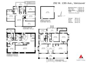 Photo 23: 292 W 13TH Avenue in Vancouver: Mount Pleasant VW House for sale (Vancouver West)  : MLS®# R2445181