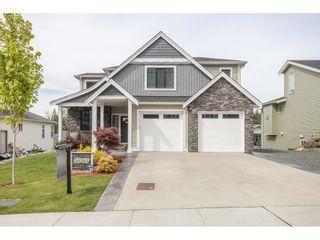 "Photo 1: 50283 KENSINGTON Drive in Chilliwack: Eastern Hillsides House for sale in ""Elk Creek Estates"" : MLS®# R2575024"