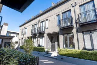 Main Photo: 3 1425 W 11TH Avenue in Vancouver: Fairview VW Townhouse for sale (Vancouver West)  : MLS®# R2602334