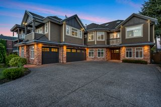 Photo 1: 6868 CLEVEDON Drive in Surrey: West Newton House for sale : MLS®# R2490841