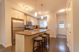 Photo 5: 177 Hawks Ridge Boulevard in Edmonton: Zone 59 House Half Duplex for sale : MLS®# E4262126