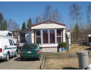 """Photo 1: 82 1000 INVERNESS Drive in Prince_George: Aberdeen Manufactured Home for sale in """"ABERDEEN"""" (PG City North (Zone 73))  : MLS®# N191469"""