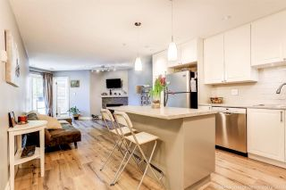 Photo 1: 209 518 THIRTEENTH STREET in New Westminster: Uptown NW Condo for sale : MLS®# R2257998