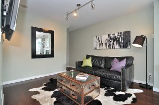 "Photo 3: 411 1225 RICHARDS Street in Vancouver: Yaletown Condo for sale in ""Eden"" (Vancouver West)  : MLS®# V1052342"