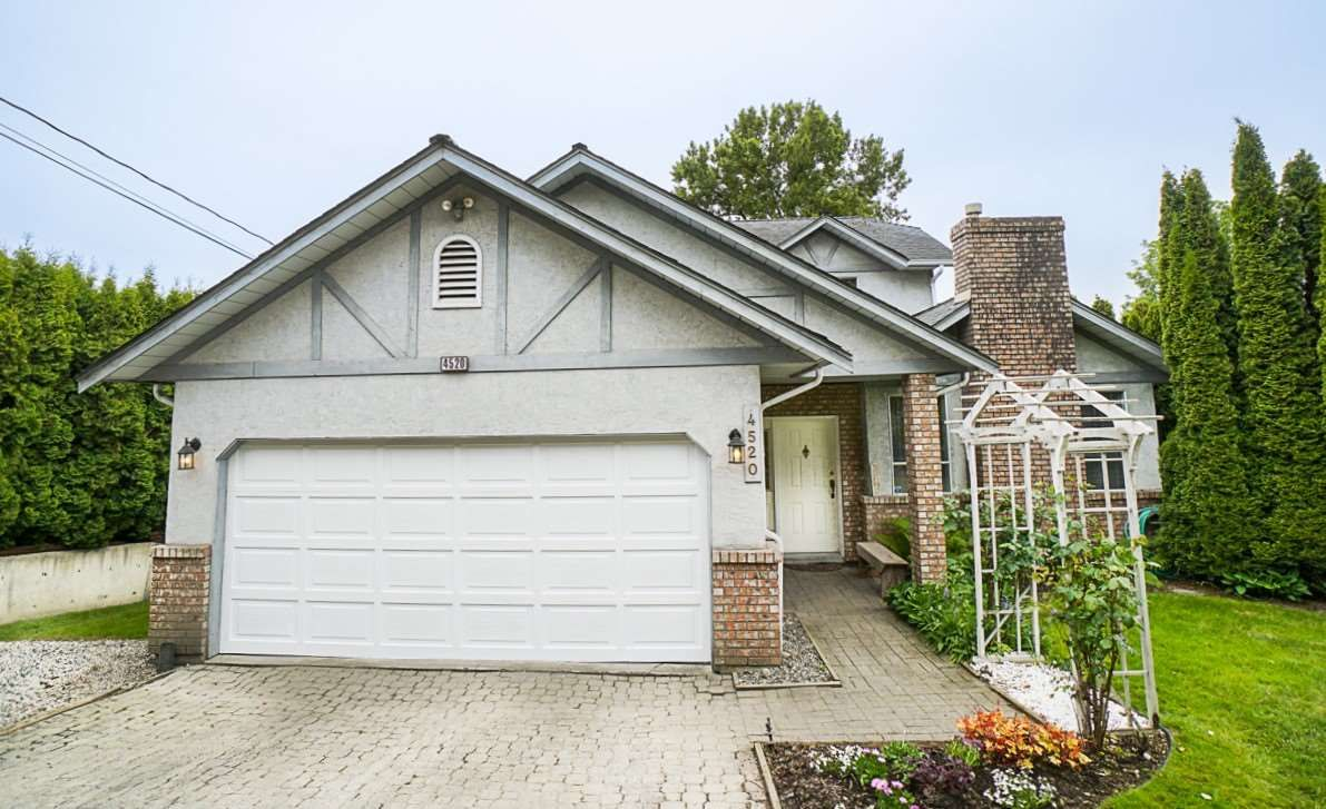 Main Photo: 4520 MARINE Drive in Burnaby: Big Bend House for sale (Burnaby South)  : MLS®# R2369936