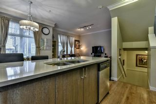 """Photo 7: 3 1135 EWEN Avenue in New Westminster: Queensborough Townhouse for sale in """"ENGLISH MEWS"""" : MLS®# R2133366"""