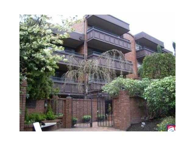 Main Photo: # 316 1405 W 15TH AV in Vancouver: Fairview VW Condo for sale (Vancouver West)  : MLS®# V819965