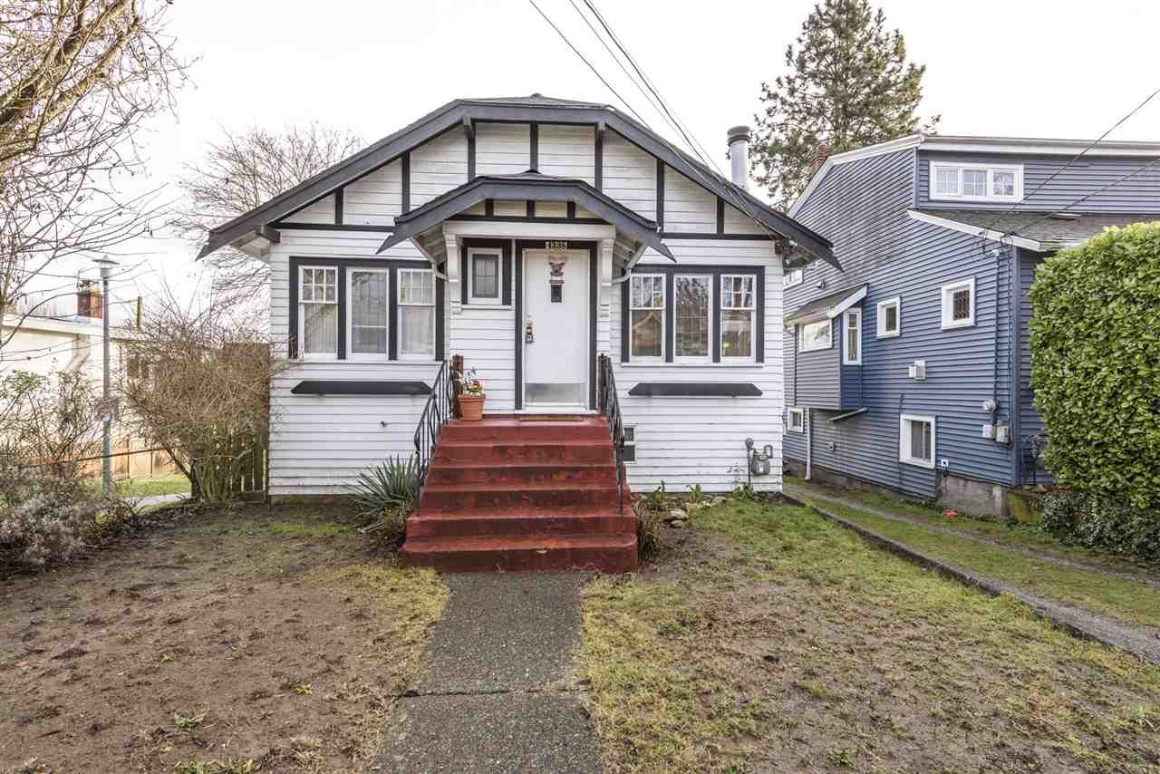 Main Photo: 4338 JAMES Street in Vancouver: Main House for sale (Vancouver East)  : MLS®# R2526853