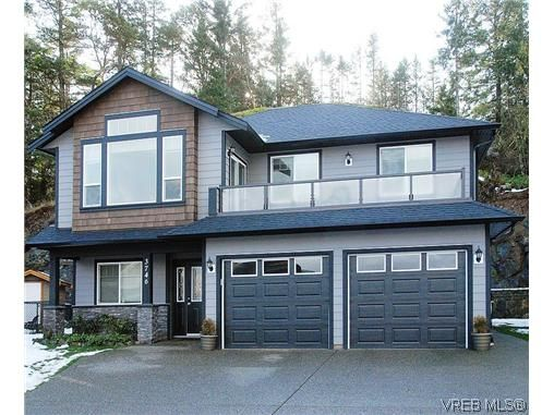 Main Photo: 3746 Ridge Pond Dr in VICTORIA: La Happy Valley House for sale (Langford)  : MLS®# 605642