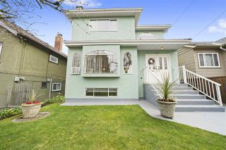 Main Photo: 4548 WINDSOR Street in Vancouver: Fraser VE House for sale (Vancouver East)  : MLS®# R2352365