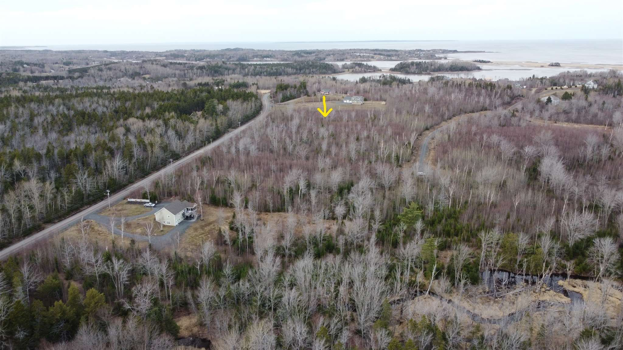 Main Photo: Lot 7 Powell Road in Little Harbour: 108-Rural Pictou County Vacant Land for sale (Northern Region)  : MLS®# 202109707