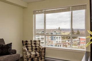 """Photo 12: # 414 -16388 64 Avenue in Surrey: Cloverdale BC Condo for sale in """"THE RIDGE AT BOSE FARMS"""" (Cloverdale)  : MLS®# R2143424"""
