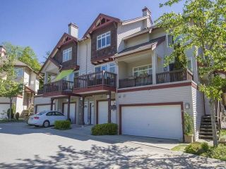"""Photo 1: 30 15 FOREST PARK Way in Port Moody: Heritage Woods PM Townhouse for sale in """"DISCOVERY RIDGE"""" : MLS®# R2549483"""