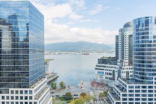 """Main Photo: 1402 837 W HASTINGS Street in Vancouver: Downtown VW Condo for sale in """"Terminal City Club"""" (Vancouver West)  : MLS®# R2623272"""