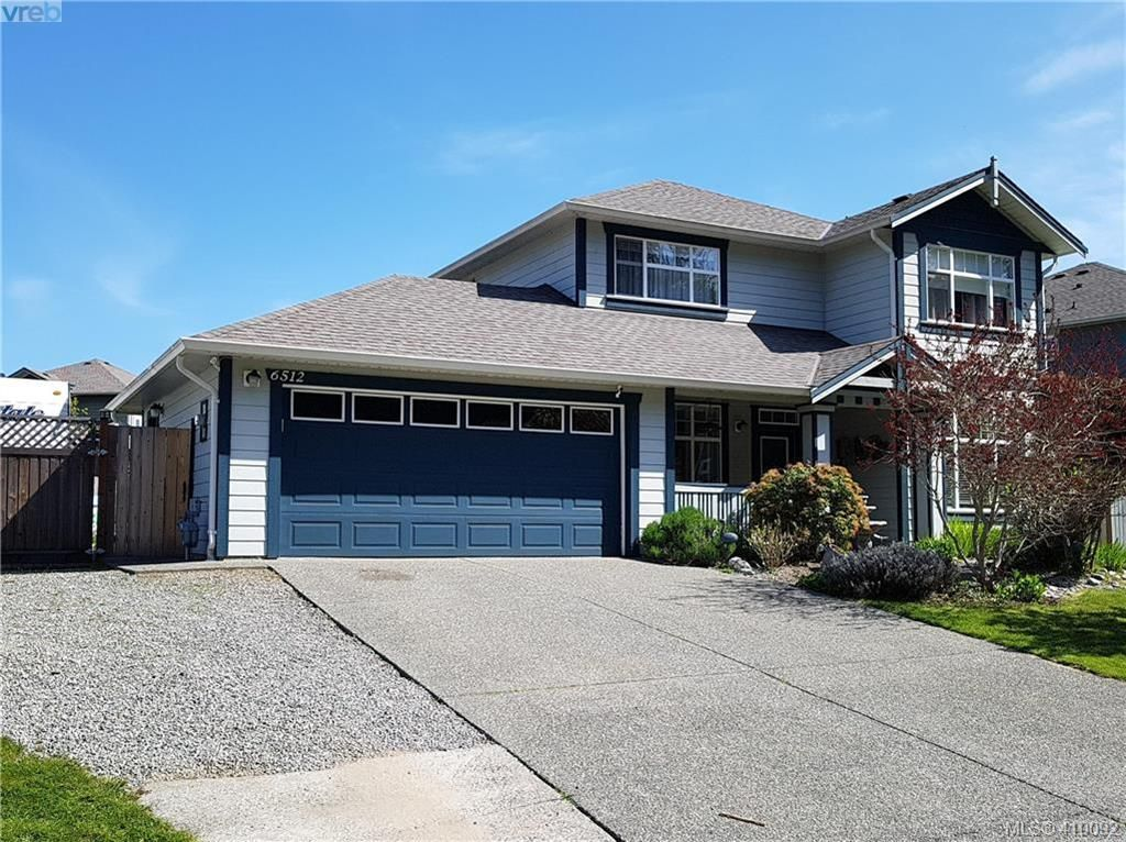 Main Photo: 6512 Stonewood Dr in SOOKE: Sk Sunriver House for sale (Sooke)  : MLS®# 812891