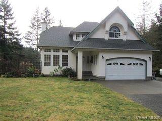 Photo 1: 725 Martlett Dr in VICTORIA: Hi Western Highlands House for sale (Highlands)  : MLS®# 662045
