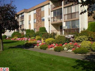 """Photo 1: 305 32119 OLD YALE Road in Abbotsford: Abbotsford West Condo for sale in """"Yale Manor"""" : MLS®# R2143598"""