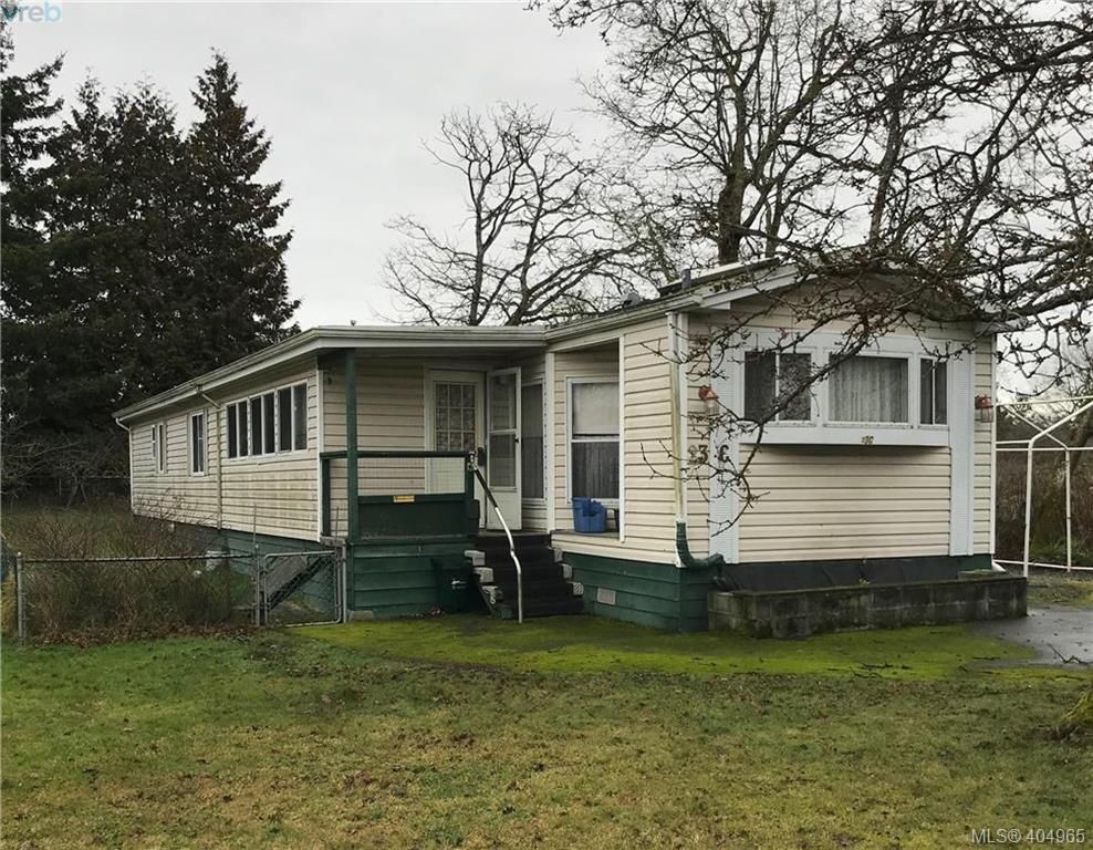 Main Photo: 23 Cooper Rd in VICTORIA: VR Glentana Manufactured Home for sale (View Royal)  : MLS®# 804699