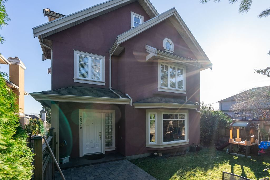 Main Photo: 2526 SE MARINE Drive in Vancouver: South Marine House for sale (Vancouver East)  : MLS®# R2556122
