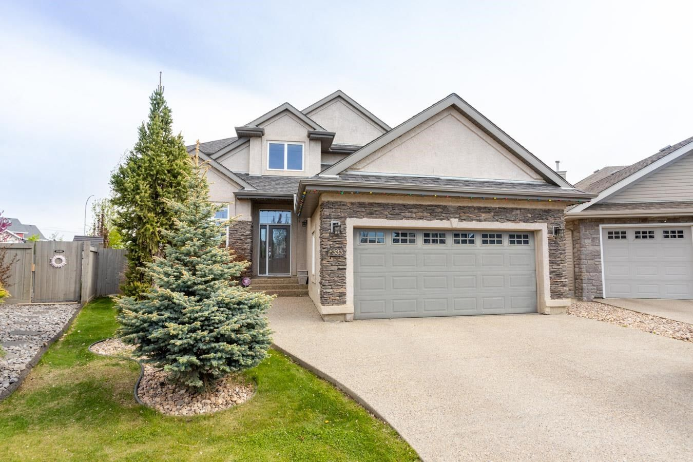 Main Photo: 333 CALLAGHAN Close in Edmonton: Zone 55 House for sale : MLS®# E4246817