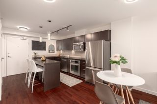 Photo 3: 407 538 SMITHE STREET in Vancouver: Downtown VW Condo for sale (Vancouver West)  : MLS®# R2610954