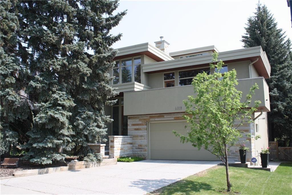 Main Photo: 4312 Anne Avenue SW in Calgary: Britannia Detached for sale : MLS®# A1045464