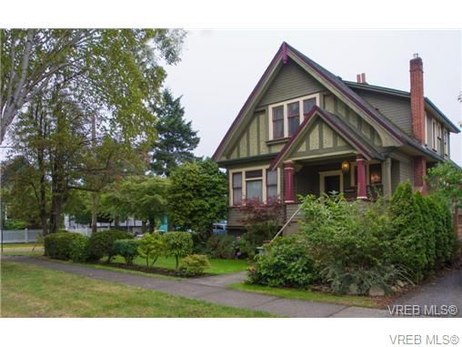 Main Photo: 1221 Richardson St in VICTORIA: Vi Fairfield East House for sale (Victoria)  : MLS®# 739632