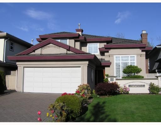 """Main Photo: 4460 CAMERON Court in Richmond: East Cambie House for sale in """"CALIFORNIA POINTE"""" : MLS®# V706212"""