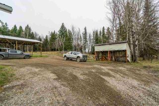 Photo 32: 20035 CARIBOO Highway: Buckhorn House for sale (PG Rural South (Zone 78))  : MLS®# R2499892