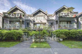 Photo 1: 207 655 W 13TH Avenue in Vancouver: Fairview VW Condo for sale (Vancouver West)  : MLS®# R2182289
