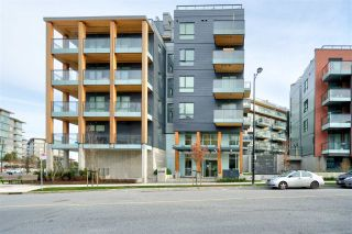 "Main Photo: 608 3588 SAWMILL Crescent in Vancouver: South Marine Condo for sale in ""Avalon Park 1"" (Vancouver East)  : MLS®# R2554583"