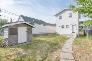 Photo 19: 535 Pritchard Avenue in Winnipeg: North End Residential for sale (4A)  : MLS®# 202118464