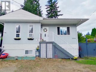 Photo 1: 5848 CROWN AVE in Powell River: House for sale : MLS®# 16135