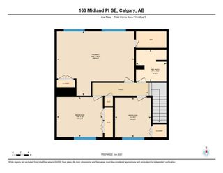 Photo 34: 163 Midland Place SE in Calgary: Midnapore Semi Detached for sale : MLS®# A1122786