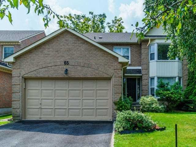 Main Photo: 65 Longwater Chase in Markham: Unionville House (2-Storey) for sale : MLS®# N3891650