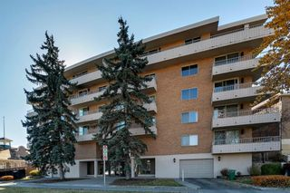 Main Photo: 504 629 Royal Avenue SW in Calgary: Upper Mount Royal Apartment for sale : MLS®# A1155735