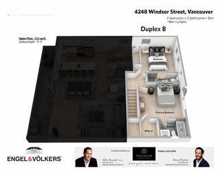 Photo 9: B 4248 WINDSOR Street in Vancouver: Fraser VE 1/2 Duplex for sale (Vancouver East)  : MLS®# R2547590