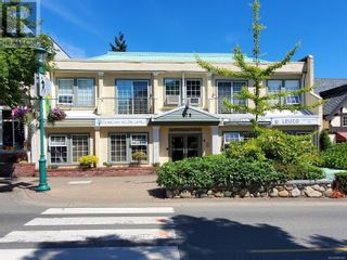 Main Photo: 3 175 Second Ave W in Qualicum Beach: Office for sale : MLS®# 882067