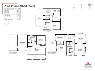 Photo 31: 2361 PRINCE ALBERT STREET in Vancouver: Mount Pleasant VE House for sale (Vancouver East)