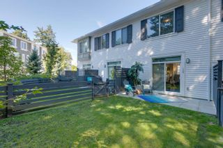 """Photo 1: 120 15268 28 Avenue in Surrey: Sunnyside Park Surrey Townhouse for sale in """"OLD SCHOOL"""" (South Surrey White Rock)  : MLS®# R2615554"""