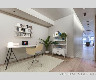"""Photo 7: 503 36 WATER Street in Vancouver: Downtown VW Condo for sale in """"TERMINUS"""" (Vancouver West)  : MLS®# R2597834"""