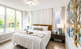 """Photo 2: 23 3483 ROSS Drive in Vancouver: University VW Townhouse for sale in """"POLYGON NOBEL PARK RESIDENCES"""" (Vancouver West)  : MLS®# R2529377"""