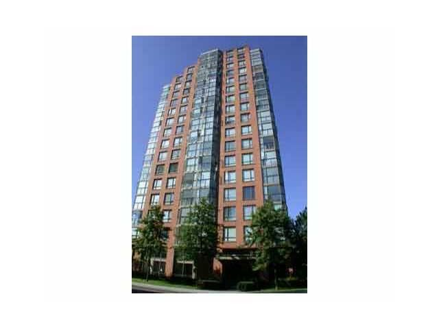 """Main Photo: 1203 888 PACIFIC Street in Vancouver: Yaletown Condo for sale in """"PACIFIC PROMENADE"""" (Vancouver West)  : MLS®# V927789"""