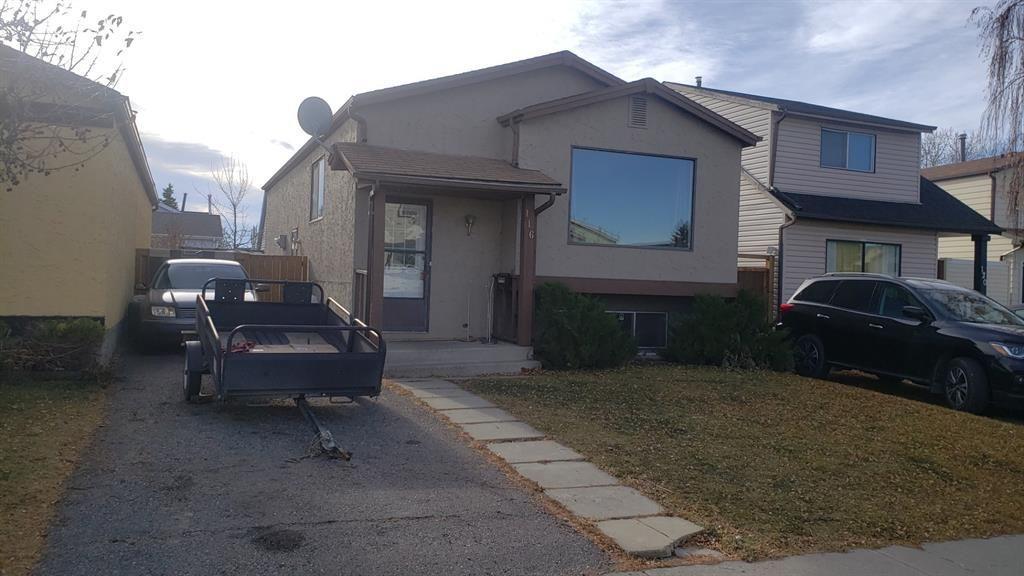 Main Photo: 116 abingdon Court NE in Calgary: Abbeydale Detached for sale : MLS®# A1050128