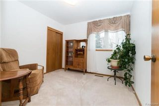 Photo 13: 637 Kilkenny Drive in Winnipeg: Fort Richmond Residential for sale (1K)  : MLS®# 1806711